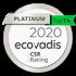 ECOVADIS zertifizierung