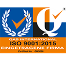 ISO-Zertifizierung für PERFECT GIVINGS